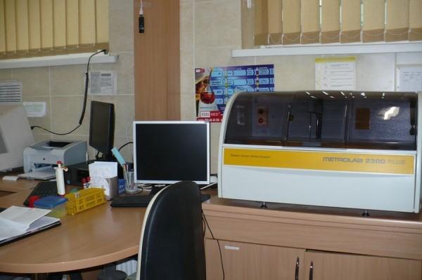 wyposażenie laboratorium analitycznego