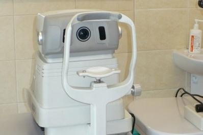 narzędzie do badania wzroku